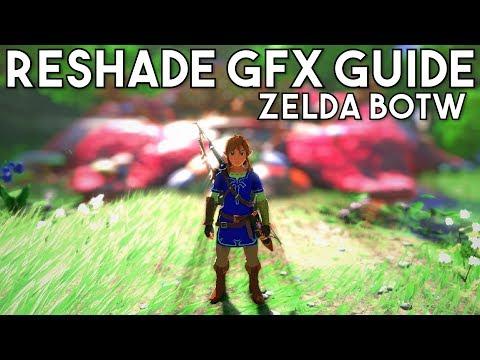 Cemu Reshade Guide | Level Up Your Graphics - Zelda BOTW
