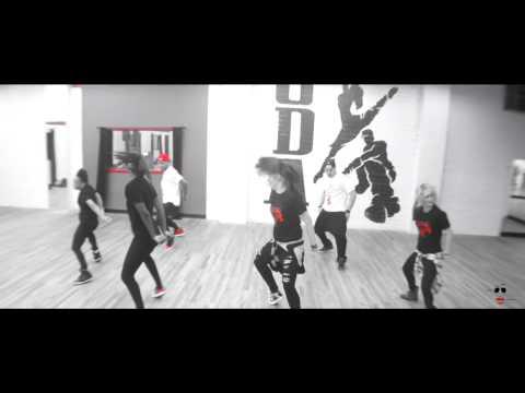 """GBEasy Choreo @BustaRhymes """"Breathin Like That"""""""