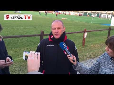 Mister Bisoli, intervista alla vigilia di Padova-Vicenza di Coppa Italia