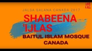 Shabeena Ijlas - Baitul Islam Mosque - Ahmadiyya Muslim Jama'at Canada