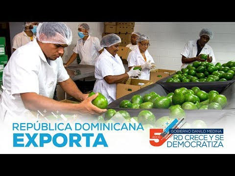Republica Dominicana Exporta