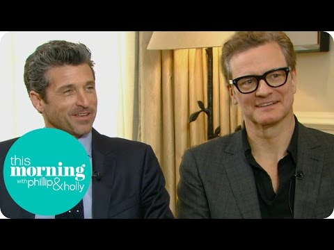 Colin Firth And Patrick Dempsey Talk Bridget Jones's Baby | This Morning