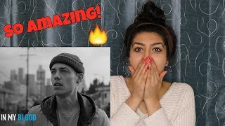 SHAWN MENDES - In My Blood (Available on Spotify!) | REACTION