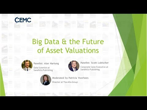 CEMC Webinar: Big Data and the Future of Asset Finance