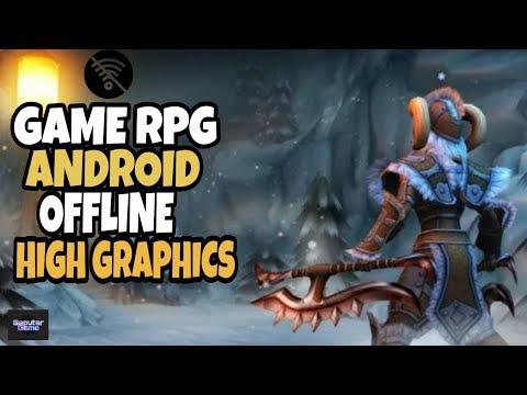 7 GAME RPG OFFLINE ANDROID TERBAIK UKURAN KECIL 2019