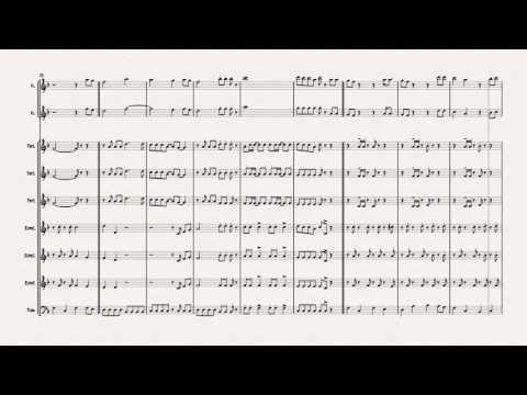 Merry Christmas Everyone - Sheet Music (arr. C.Tegtmeyer)