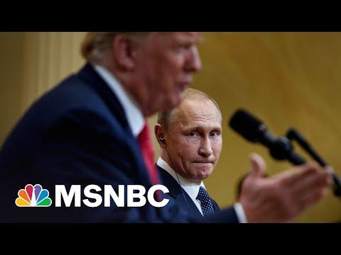 Trump Asks Biden To Pass A Message To His Old Friend Putin