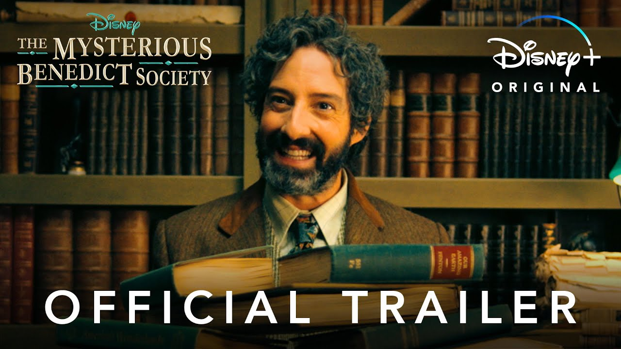 Download The Mysterious Benedict Society   Official Trailer   Disney+