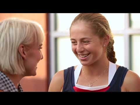 2017 US Open: Inside the US Open with Bethanie Mattek-Sands ft. Jelena Ostapenko