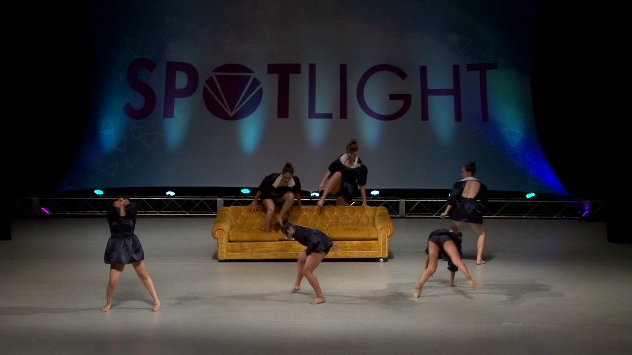 Best Contemporary // YOU DON\'T KNOW ME - Define Dance Space [Long ...