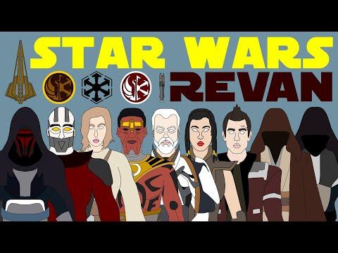 Star Wars Legends: Complete History of Revan
