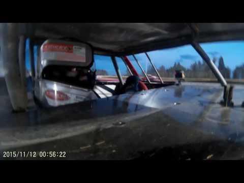 Willamette Speedway On Board #97 sportsman 9/4/16