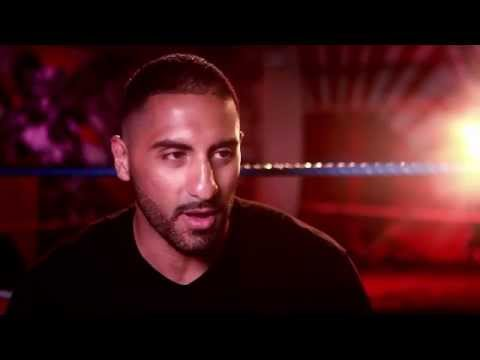 MMA (UFC) Fighter, Khalid Ismail Documentary (British Moroccan fighter, kickboxing champion)