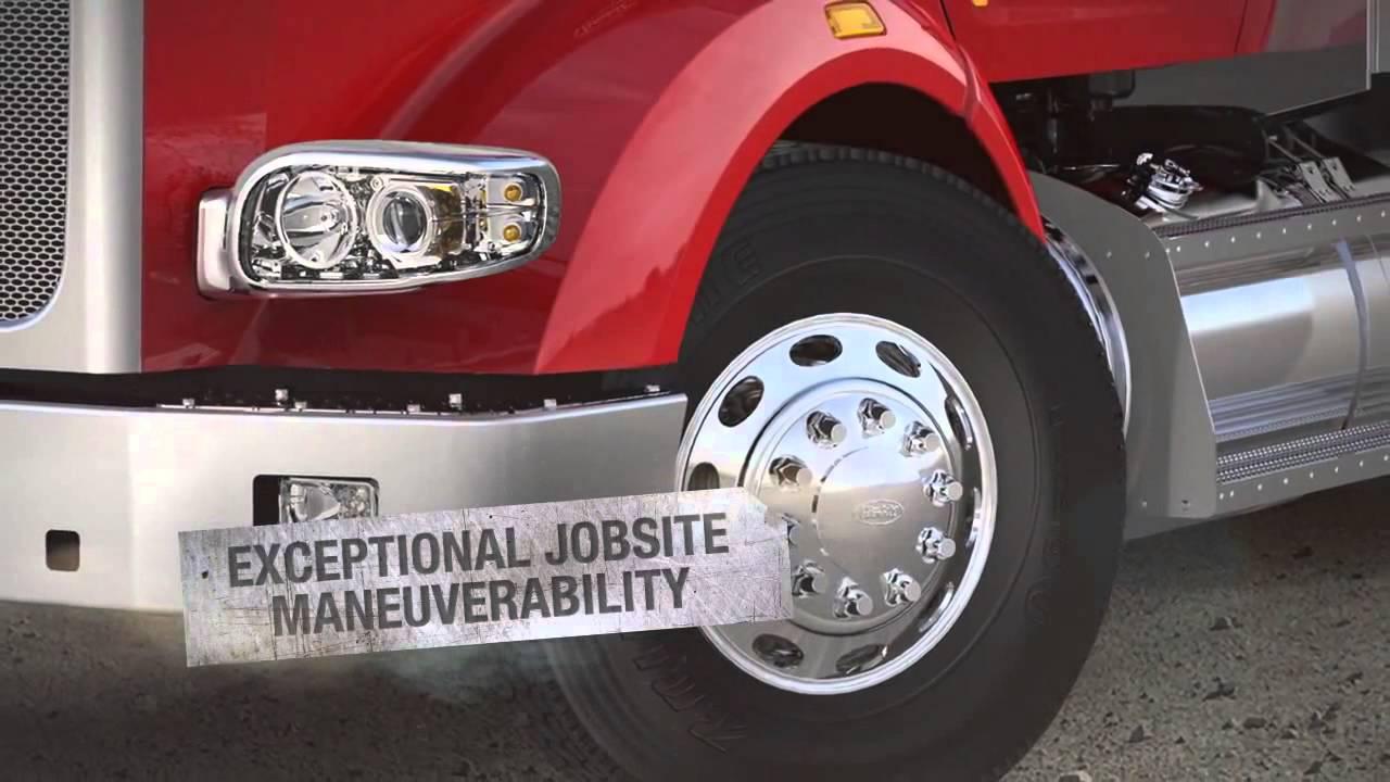 MODEL 567 SLEEPER - Camions Excellence Peterbilt