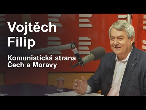 Vojtěch Filip (KSČM) | Parlamentní volby 2017