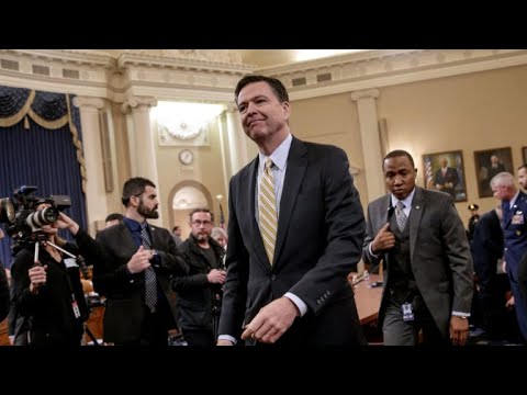 Key takeaways from James Comey's new book