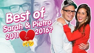 Best of Sarah und Pietro Lombardi nach dem Eheaus!