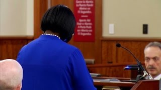 Watch: Odin Lloyd's Mother Gives Victim Impact Statement Before Aaron Hernandez Sentencing