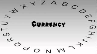 How to Say or Pronounce Currency