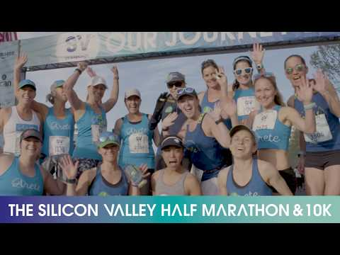The Inaugural 2018 Silicon Valley Half Marathon, 10k, & Food Truck 5k -