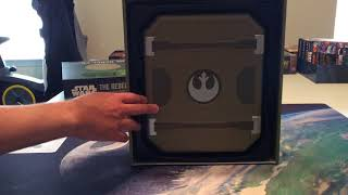 Star Wars: The Rebel Files (Deluxe Edition) Overview