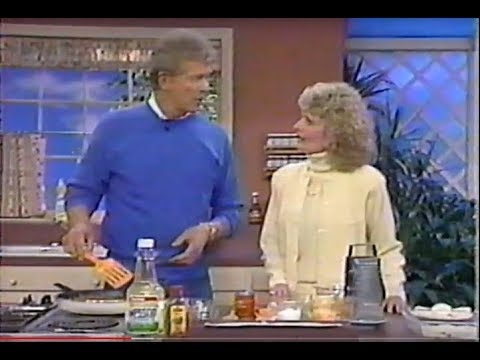 Florence Henderson Country Kitchen Robert Reed TNN