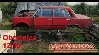 Polski Polski Fiat 10: obrotnica gotowa. 125p upada po raz drugi