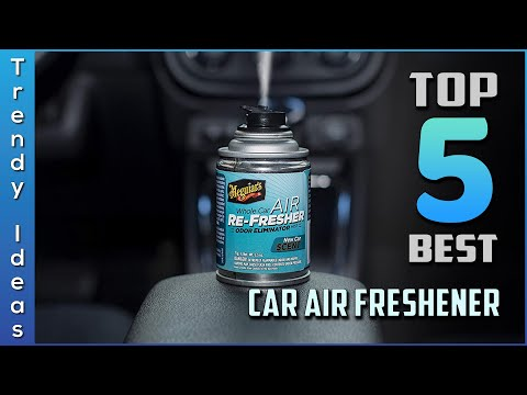 Top 5 Best Car Air Fresheners Review In 2020