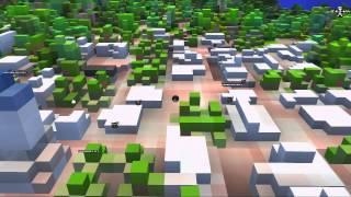 Cube world Часть 25 Обучения №5