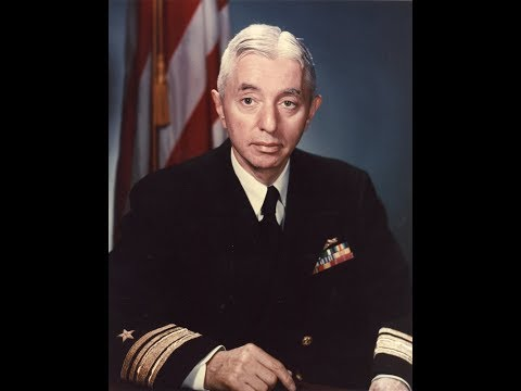 The Father of the Nuclear Navy: An Introduction to Hyman Rickover - Cold Waters