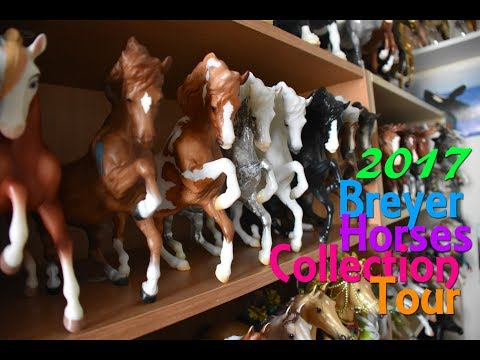 Breyer Horses and Peter Stone Room Collection 2017 ( 342 models )