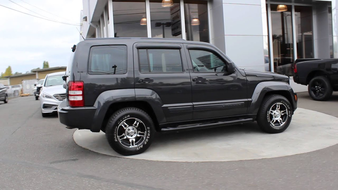 High Quality 2011 Jeep Liberty Sport | Dark Charcoal Pearlcoat | BW552737 | Mt Vernon |  Skagit