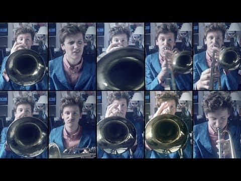 Bon Jovi - Livin' On A Prayer for Brass Ensemble with sheet music