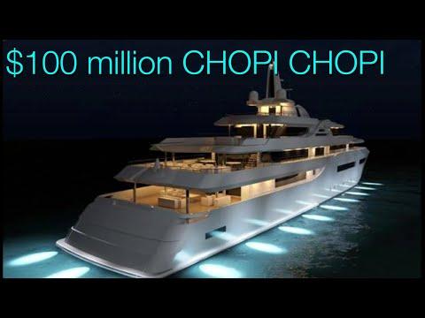 80-meter CRN Yachts   MY Chopi Chopi
