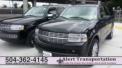Alert Transportation | Corporate/Business/Wedding/Prom Transportation Services in New Orleans, LA