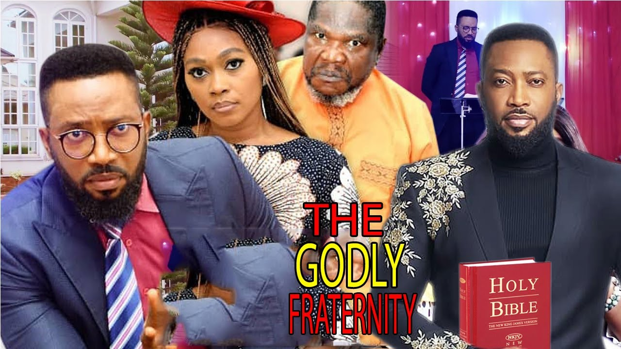 Download THE GODLY FRATERNITY SEASON 5&6 - FREDERICK LEONARD/TANA ADELANA 2021 LATEST TRENDING NIGERIAN MOVIE