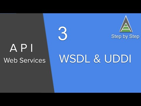 Web Services Beginner Tutorial 3 - What is WSDL and UDDI