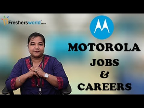 MOTOROLA– Recruitment Notification 2017, IT Jobs, Walkin, Career, Oppurtunities, Campus placements