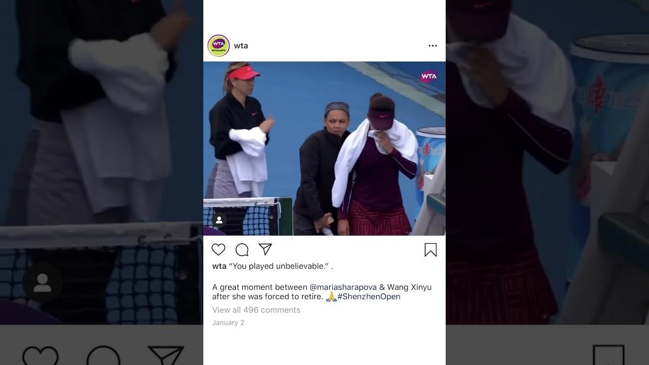 Best WTA Social Posts of 2019!