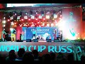 The Hatters - Everyday I'm Drinking. FifaFanFest, Саранск, 15 июля 2018