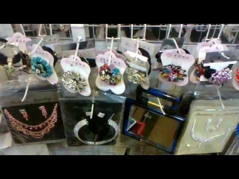jewellery shop decoration