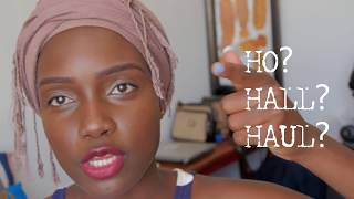 HAUL SERIES:THRIFT MAXI DRESSES AND BUS STATION SHOES HAUL
