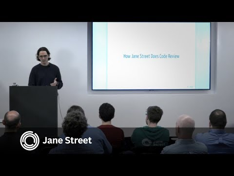 How Jane Street Does Code Review