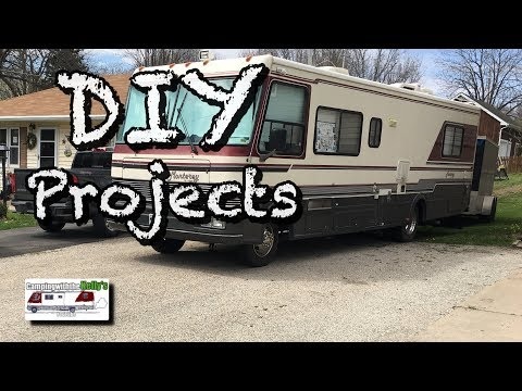 doubled-grey-tank-capacity,-diy-shoe-rack,-door-holder(rv-living-&-travel-vlog)