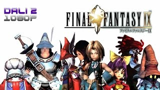 FINAL FANTASY IX PC Gameplay 1080p