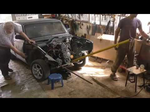 ТЕХНИЧЕСКОЕ ОБСЛУЖИВАНИЕ Hyundai Santa FE замена масла - YouTube