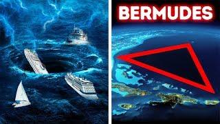 Une Nouvelle Théorie Sur le Triangle Des Bermudes Explique Pourquoi Les Navires Disparaissent