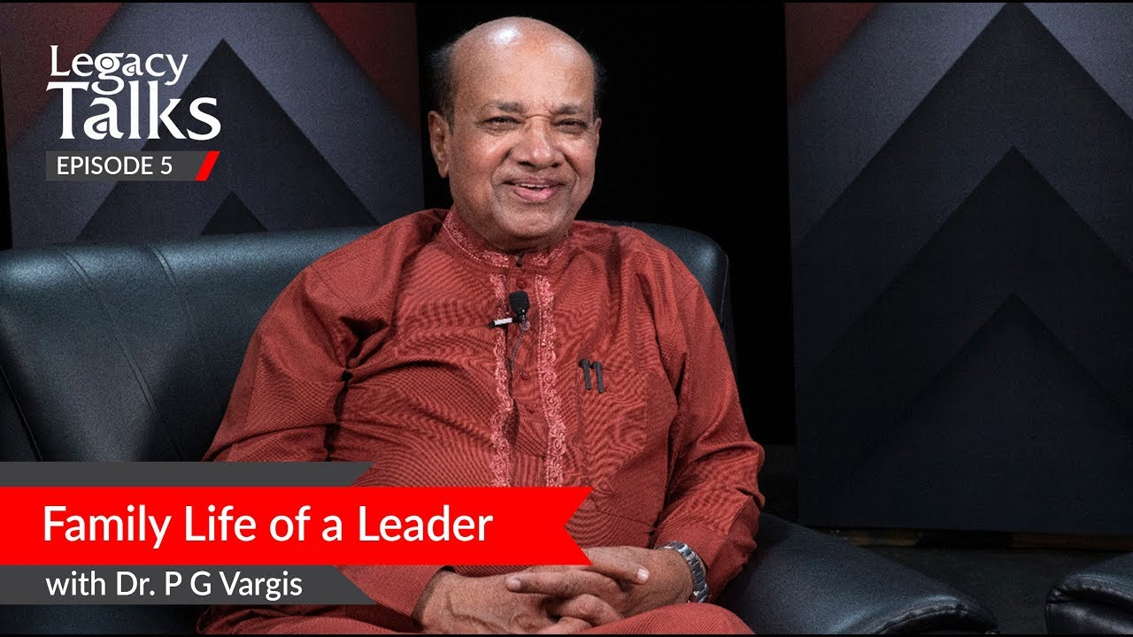 Download Family Life of Leader | Dr. P G Vargis | Blessing Today Legacy Talks (Episode 5)