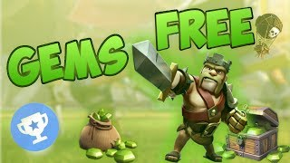 How to get free gems in clash of clans!! no hacks !! legit. [ YAMP ]