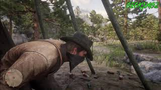 Red dead redemption 2 Wapiti Indian Reservation